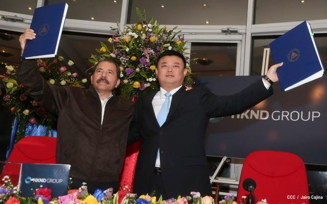 Από τον Ειρηνικό στον Ατλαντικό μέσω…Νικαράγουας