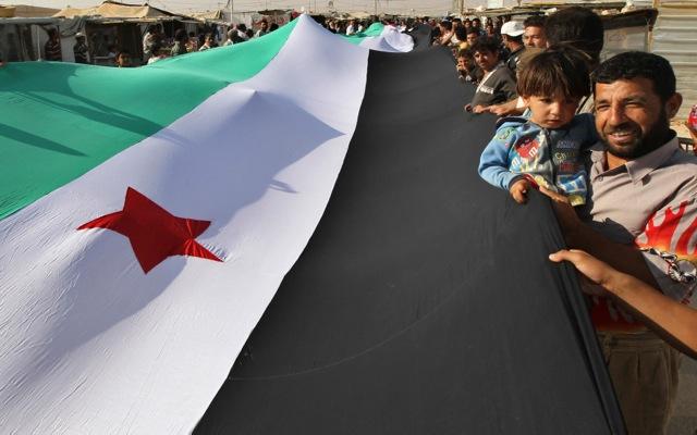 Όχι στη «Γενεύη 2» από το Εθνικό Συριακό Συμβούλιο