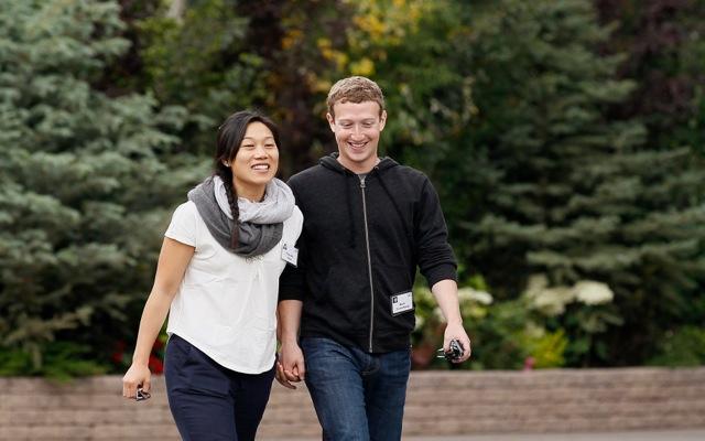 Πρώτος στις φιλανθρωπίες ο «Mr. Facebook»