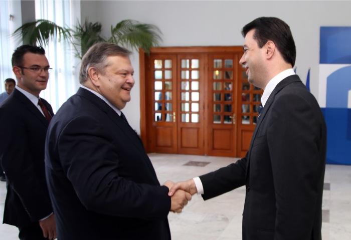 Θετικές οι εντυπώσεις από την επίσκεψη Βενιζέλου στην Αλβανία