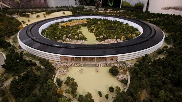 Αποκαλυπτήρια του «διαστημόπλοιου» της Apple