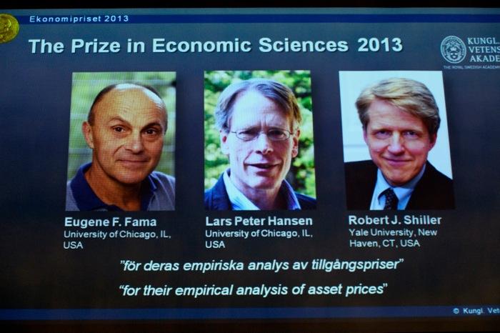 Σε τρεις Αμερικανούς το Νόμπελ Οικονομίας