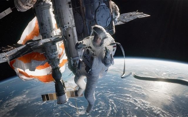 Gravity – Τι νέα από το διάστημα;