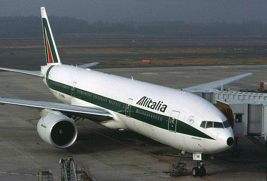 «Πόλεμος» για την επιβίωση της Alitalia