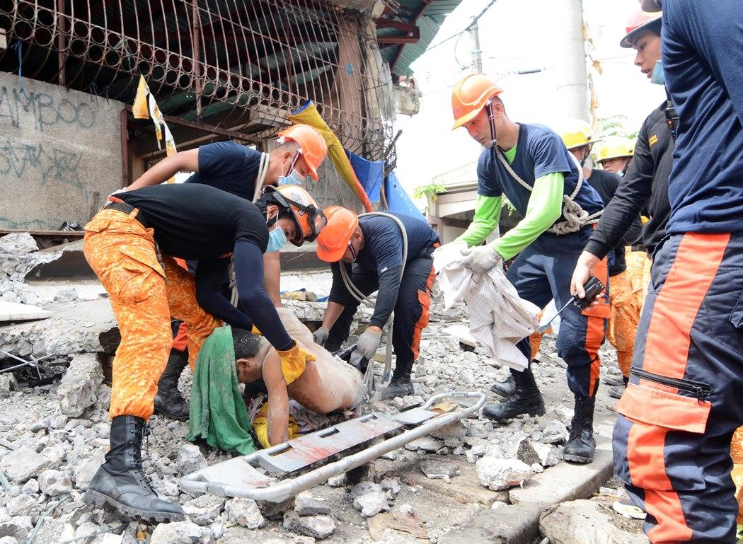 Φιλιππίνες: Οκτώ πληγέντες ποδοπατήθηκαν για λίγο ρύζι