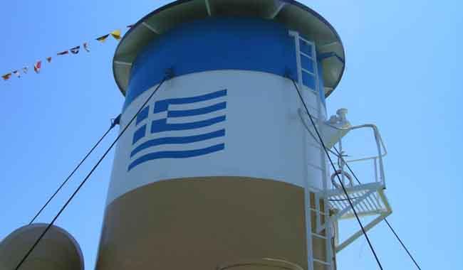 Μείωση του ελληνικού εμπορικού στόλου τον Αύγουστο