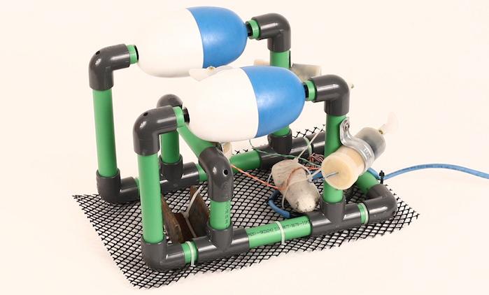 Έρχεται στα ελληνικά σχολεία το ρομπότ νερού Hydrobots