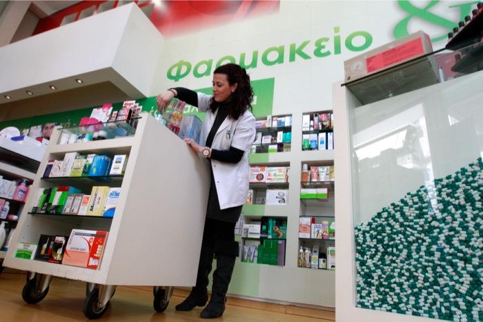 Μείωση κατά 2% στο ποσοστό κέρδους των φαρμακοποιών
