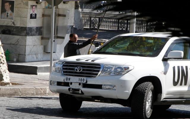 Υποστηρικτική βάση στην Κύπρο για την αποστολή του ΟΑΧΟ