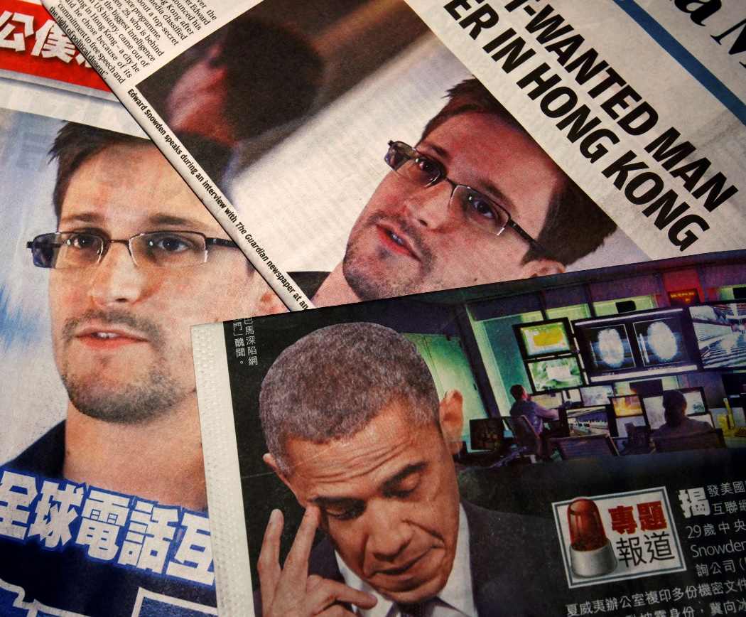 Σνόουντεν: «Δεν θα αποκαλύψω στοιχεία σε Ρώσους και Κινέζους»