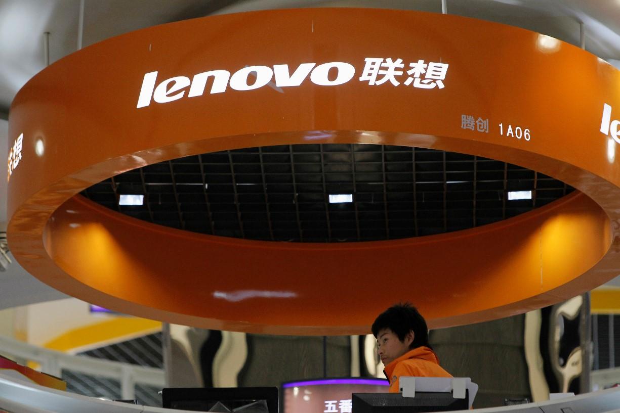 Ο κινεζικός γίγαντας Lenovo αύξησε 23% τα κέρδη του