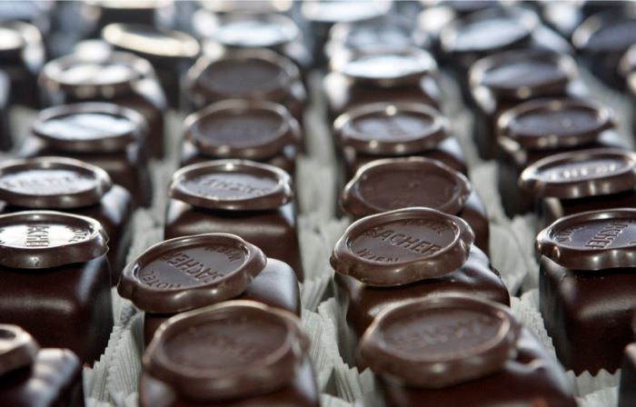 Ακριβή μου σοκολάτα!