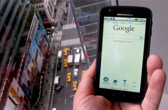 Η Google τρέχει με… χίλια