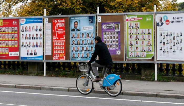 Βουλευτικές εκλογές αύριο στο Λουξεμβούργο