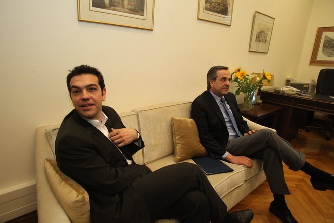 Public Issue: Προβάδισμα 3,5 μονάδων του ΣΥΡΙΖΑ έναντι της ΝΔ