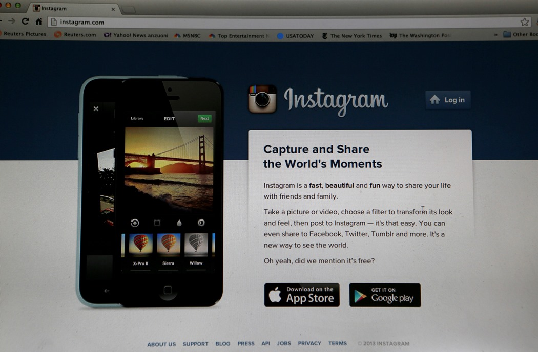 Instagram τώρα και με μηνύματα