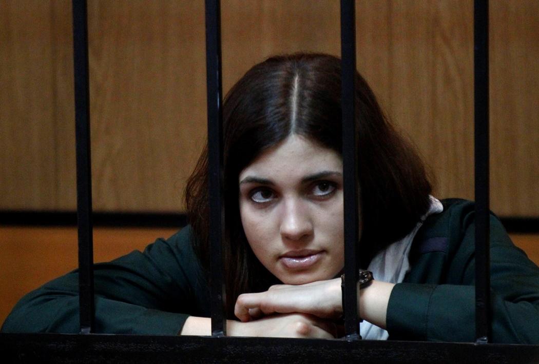Ρωσία: Μέλος του συγκροτήματος Pussy Riot φοβάται για τη ζωή της