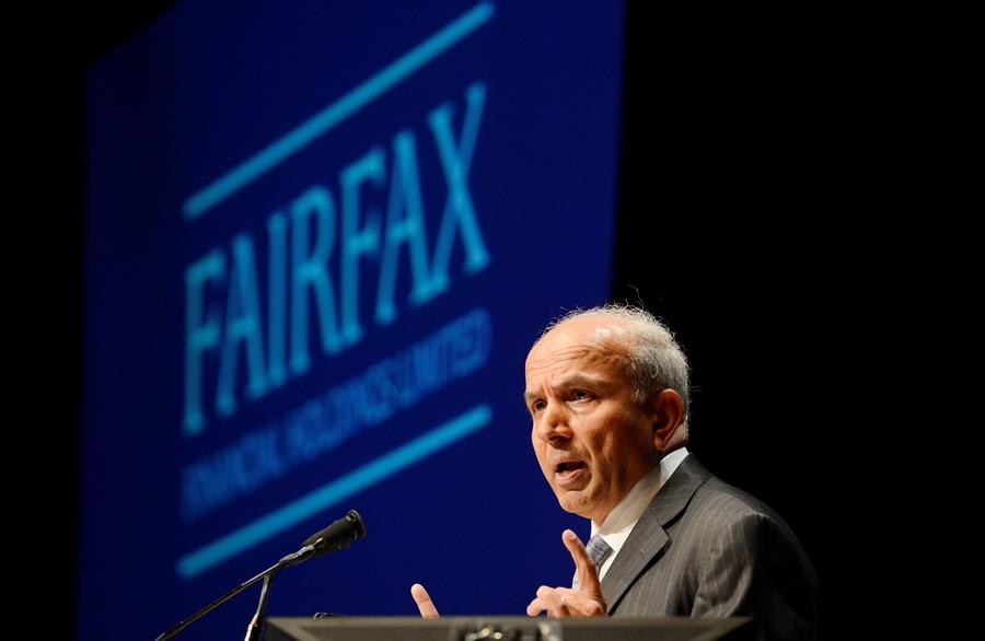 Fairfax: Αγόρασε μετοχές της Μυτιληναίος αξίας 1,6 εκατ. ευρώ