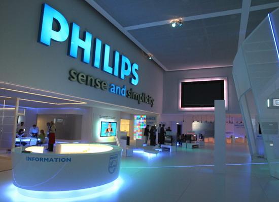 Αύξηση των πωλήσεων για τη Philips το πρώτο τρίμηνο