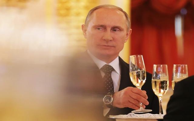 Τη σημασία της καλής σχέσης Ρωσίας-Ελλάδας τόνισε ο Βλάντιμιρ Πούτιν
