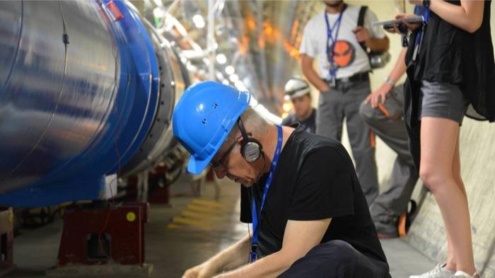 Το CERN στη Στέγη Γραμμάτων και Τεχνών