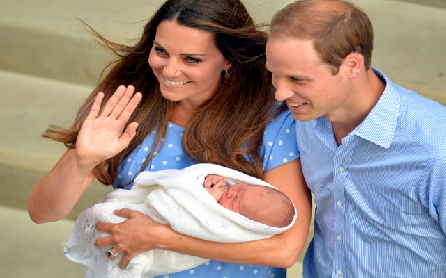 Είναι επίσημο: Η Κέιτ Μίντλετον είναι έγκυος για δεύτερη φορά