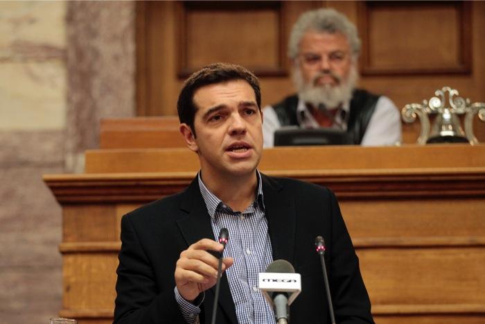 Κάλεσμα Τσίπρα σε κυβερνητικούς βουλευτές