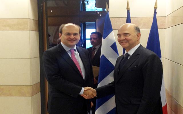 Ενίσχυση της επιχειρηματικής συνεργασίας Ελλάδας-Γαλλίας