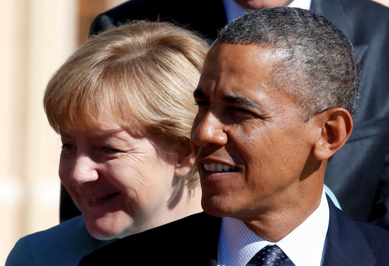 Ομπάμα σε Μέρκελ: «Δεν σε παρακολουθούμε»