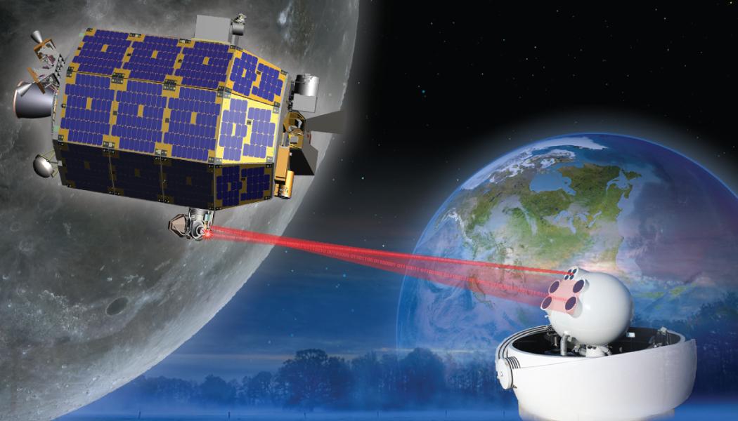 NASA: Πέτυχε ρεκόρ ταχύτητας μετάδοσης δεδομένων μεταξύ Γης και Σελήνης