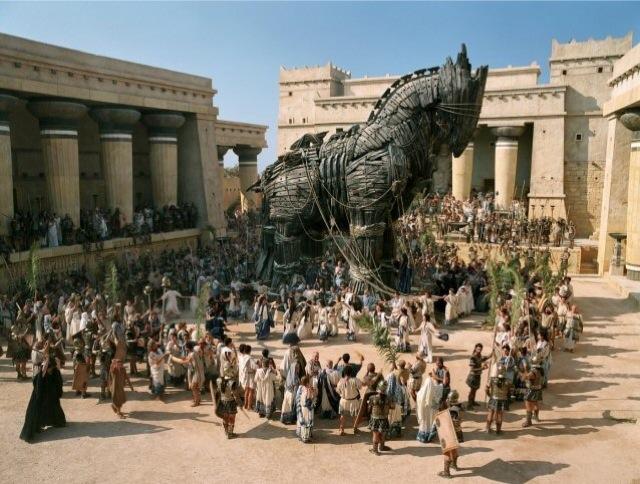 Η αρχαία Ελλάδα στη μεγάλη οθόνη