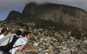 rio rocinha brasil