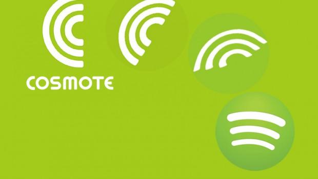 Η Cosmote καλωσορίζει το Spotify (video)