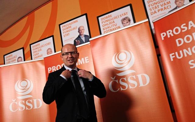 Πύρρειος νίκη για τους Σοσιαλδημοκράτες στην Τσεχία