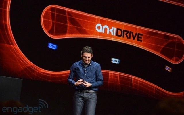Anki Drive: «Γκάζι» από το μέλλον