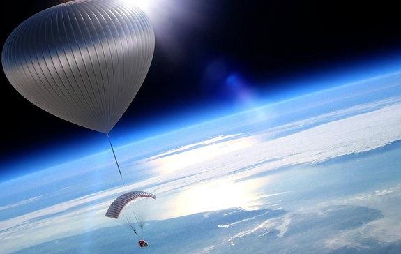 Ταξίδι στην άκρη του διαστήματος