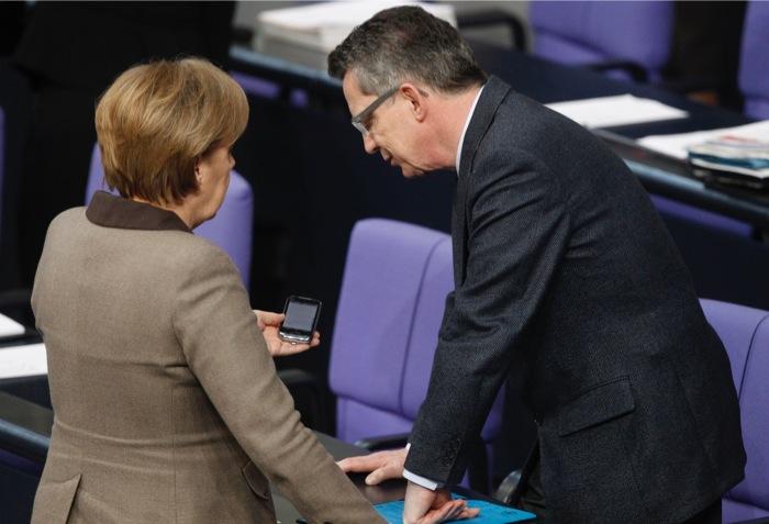 Γερμανικά ΜΜΕ: Ο Ομπάμα γνώριζε από το 2010 για την παρακολούθηση της Μέρκελ