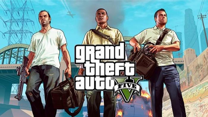«Χρυσό joystick» στο Grand Theft Auto 5