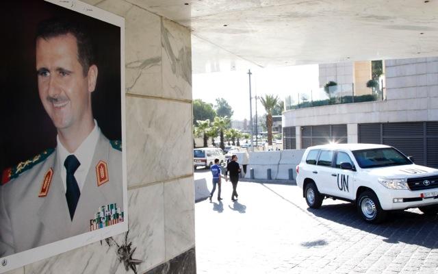 Από «παρίας, εταίρος» ο Άσαντ