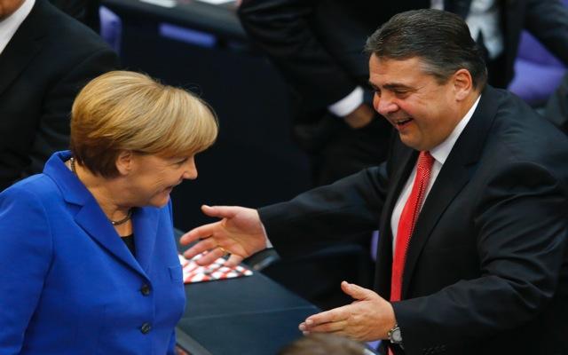 Προχωρούν οι διαπραγματεύσεις για τον σχηματισμό κυβέρνησης στη Γερμανία