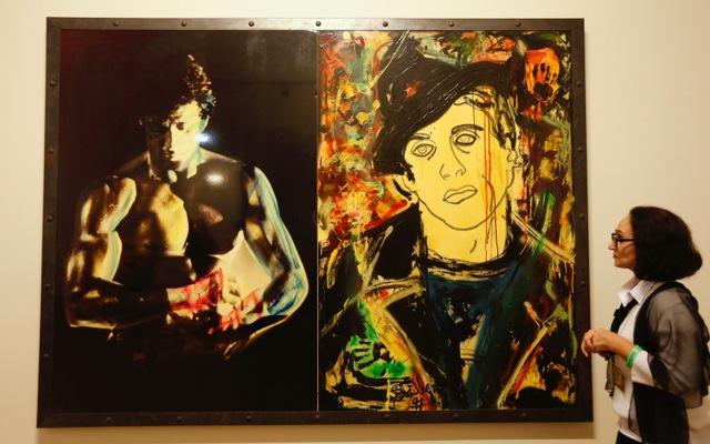 Έκθεση με έργα τέχνης του «Sly»