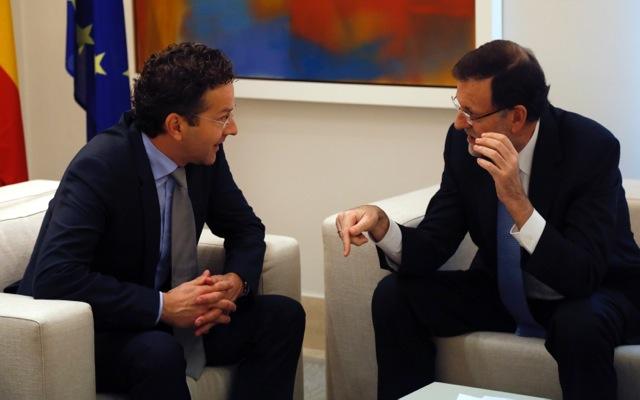 Επιτήρηση για τις ισπανικές τράπεζες