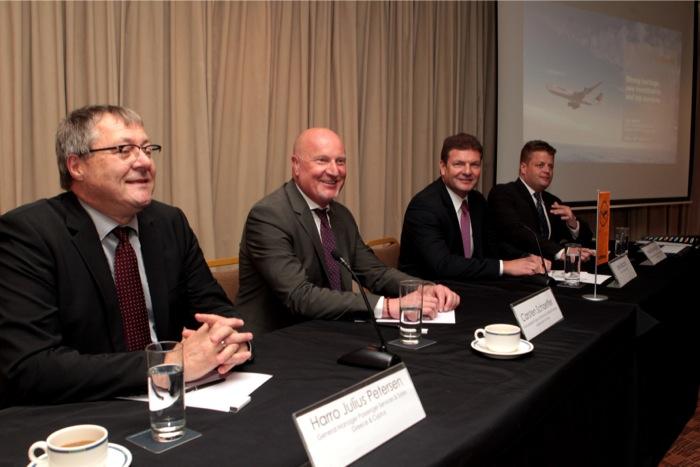 «Αξιόπιστος και ισχυρός σύμμαχος της Lufthansa η Ελλάδα»