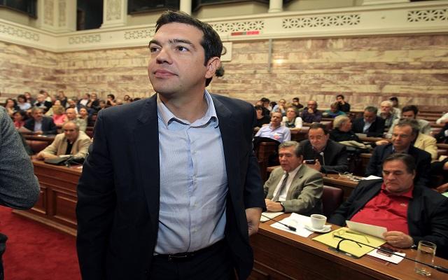 Τσίπρας: «Εγκληματική επιλογή η συνέχιση του Μνημονίου»