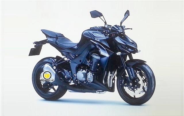 Tο νέο Kawasaki Z1000
