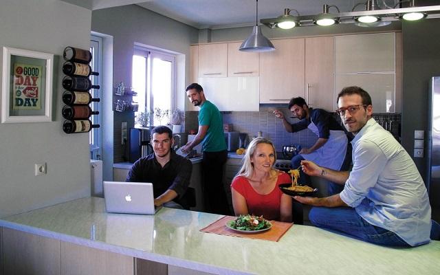 Cookisto: Αθήνα-Λονδίνο, μια κατσαρόλα δρόμος