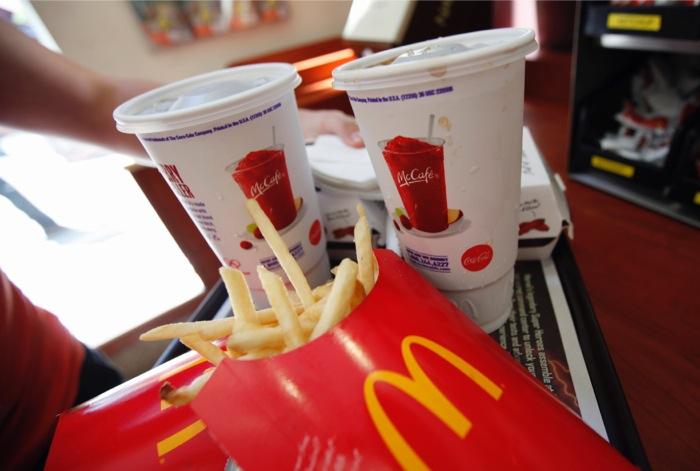 Χωρίζουν οι δρόμοι McDonald's-Heinz