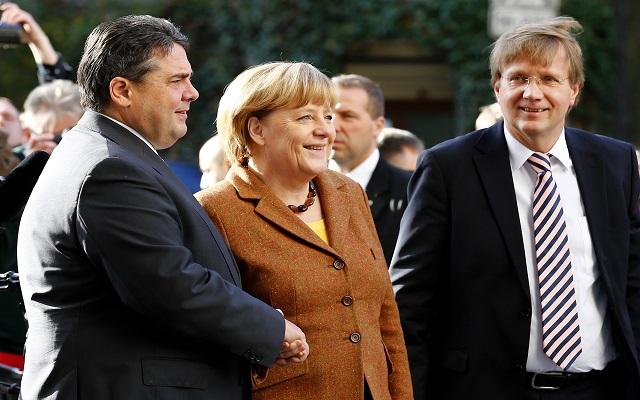 Συμφωνούν Χριστιανοδημοκράτες και Σοσιαλδημοκράτες στον ευρωπαϊκό φόρο