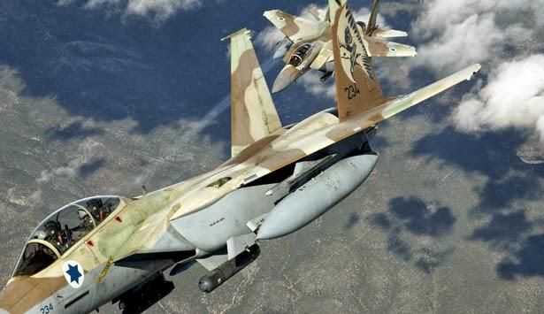 «Ισραηλινά αεροπλάνα χτύπησαν συριακή βάση»