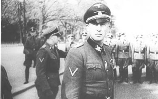 Έθαψαν σε εβραϊκό νεκροταφείο τον αρχηγό της Γκεστάπο!